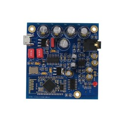 MyXL CSR64215 Bluetooth 4.2 Decoderen Board DAC ES9023 I2S Onafhankelijke Decodering HIFI AD823 APTX voor Oortelefoon Amplifer actieve Luidspreker