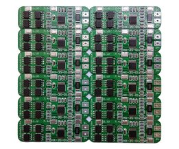 3 S 6A 12 V 18650 Lithiumbatterij Boord 10.8 V 11.1 V 12.6 V 3 Cellen Ion Lipo PCB BMS PCM Charger Beschermen Module