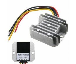 DC-DC Converter 12 V Stap naar 24 V 3A 72 W Auto Waterdichte Voltage Power Converter Mayitr DC Switching Regulator