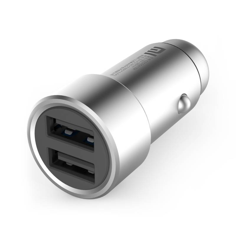 Originele Xiaomi Autolader Dual USB Auto-Oplader Snelle Opladen Quick Charge Auto-opladers Competiab