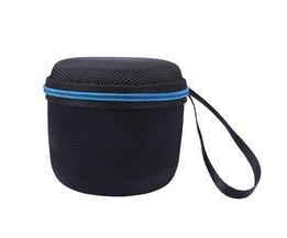 MASiKEN Draagtas voor Anker SoundCore Mini Super-Draagbare Bluetooth Luidspreker Handvat EVA hard Bag Houder Rits Pouch
