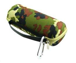 Rits Draagbare Reizen EVA Gemonteerd Hard Case Beschermen Mini Bluetooth Speaker Cover Tas Voor JBL Flip 3 Bluetooth Speaker Dec13