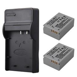 MyXL 2 stks 1400 mah NB-7L NB7L NB 7L Camera Batterij + USB Charger voor Canon PowerSG10 G11 G12 SX30IS Batterij NB-7L NB7L NB 7L
