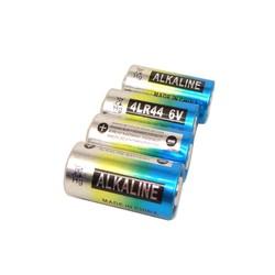 MyXL 10 Stks/partij4LR44 6 V alkaline hond schok kraag batterij
