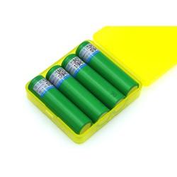 MyXL 4 STKS VariCore VTC6 3.7 V 3000 mAh 18650 Li 30A Ontlading voor Sony US18650VTC6 Gereedschap e-sigaret batterijen + opbergdoos