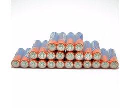 (40 Stuk combo pack) PKCELL 1.5 V Industriële Alkaline-20 AAA LR03 + 20 AA LR6 Batterijen