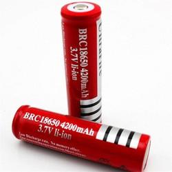 MyXL 2 stks4200 MAH 18650 Batterij 3.7 v Oplaadbare Li 18650 Batterijen 18650 voor laser voor zaklamp