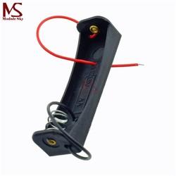 """MyXL 10 Stks/partij 10X1 AA Batterij 1.5 V Houder Opbergdoos Case met 5 """"Lead voor DIY Experiment"""