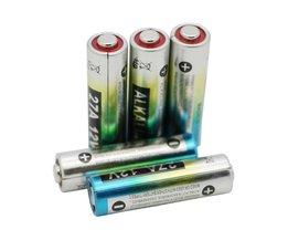 5 stks/pak WAMA 27A 12 V Batterijen A27 27AE 27MN Alarm Remote Primaire Droge Alkaline Batterij Cellen voor Auto Remote speelgoed