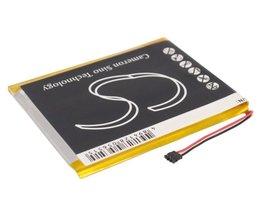 Ebook, ereader batterij voor sony prs-350 prs-350sc prs-650 prs-650bc prs-650rc (p/n 1-853-016-11 lis1459mhpc9sy6)