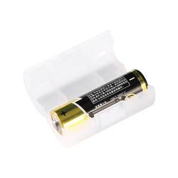 MyXL 4 stks/partijen AA naar C Formaat Batterij Converter Adapter Switcher Houder Case Plastic Batterij Opbergdoos voor AA Batterij naar C batterij