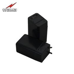 MyXL 2x Wama 4 V 800 mAh 1.2AH Lood-zuur Opslag Oplaadbare batterijen voor Elektrische Speelgoed Tafellamp Zaklamp Mug Swatter