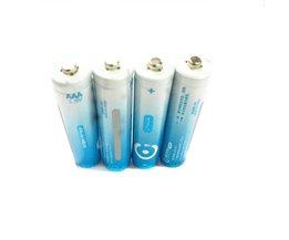 4 Stks/partij GloedNICE SUPER Lithium 1.5 V Grote Capaciteit AAA Batterijen Kwaliteit 5 jaar Garantie