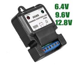 1 ST 6.4 V 9.6 V 12.8 V 3A zonnepaneel Laadregelaar Regulator solar kits li Ion lithium LiFePO4 batterijen