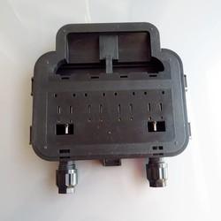 MyXL 250 W-350 W Solar Junction Box waterdichte IP65 voor Zonnepaneel sluit solar kabel verbinding met 6 diode