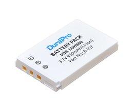 1 st DuraPro 3.7 V 950 mAh R-IG7 Ion Batterij voor Logitech Harmony LOH880 een 900 720 850 880 885 890 Pro H880 Universele Camera
