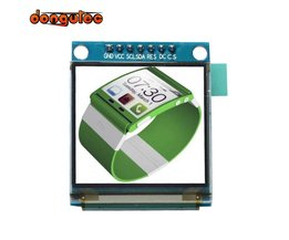 Dongutec 1.5 inch 7PIN Volledige Kleur OLED module Display Screen SSD1351 Drive IC 128 (RGB) * 128 SPI Interface voor 51 STM32 Arduino