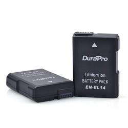 MyXL 2 Stks EN-EL14 ENEL14 EN EL14 1200 mAh Batterij voor Nikon D90 D300 D5300 D5200 D5100 D3300 D3200 D3100 voor COOLPIX P7100 P7200 P7700