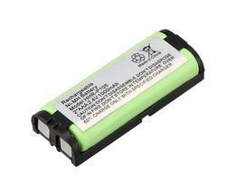 1 Packs een set2.4 v 1000 mah huistelefoon batterij voor panasonic hhr-p105 p105 hhrp105a kx242