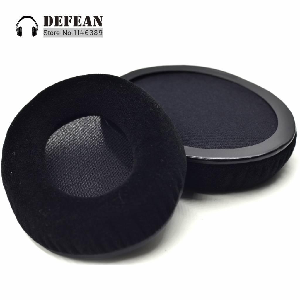 Velours oorkussens Oorbeschermer kussen voor Takstar pro 80 PRO80 HI2050 HI 2050 Headset