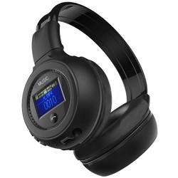 MyXL MalloomBluetooth Oortelefoon Stereo Draadloze Gaming Bass Headset Hoofdtelefoon met microfoon Mp3-speler FM Mobiele telefoon Zwart
