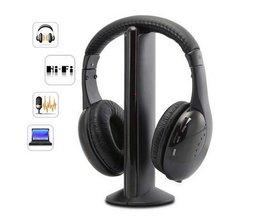 DOITOP Draadloze Hoofdtelefoon Bt Voor Samsung DVD TV MP3 Sport Running Bt Oortelefoon Voor Xiaomi Hoofdtelefoon Voor Phone PC