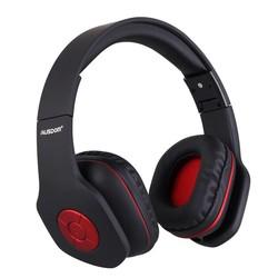 MyXL Ausdom AH862 Originele Draadloze Bluetooth Oortelefoon handsfree Gesprekken Hoofdtelefoon Opvouwbare Sport Muziek Headsets Enorme Knoppen pkM06