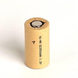 MyXL Ni Mh SC2500mAh 4 Stks hoge power batterij cell, power tool batterij, Power Cell, ontlading 10-15c, recharger batterij, batterij