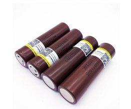 Liitokala 2 stks Originele Voor LG HG2 18650 3000 mAh batterij 3.6 v De ontlading 30a Gewijd elektronische sigaret batterij