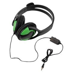 MyXL Wired Headset Hoofdtelefoon Oortelefoon Steoro Microfoon voor PS4 Gaming PC Chat