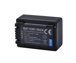 1 st 1950 mAH VW-VBT190 VW VBT190 Ion Batterij voor Panasonic HC-V110 HC-V130 HC-V160 HC-V180 HC-V201 HC-V210 HC-V230 HC-V250