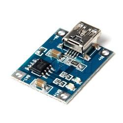 MyXL MLLSE 5 V Mini USB 1A Lithium Batterij Opladen Board Charger Module A866