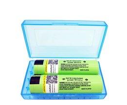 Liitokala 2 stks/partij Originele Voor Panasonic 18650 2900 mah batterij NCR18650 PF Lithium Oplaadbare batterij 3.7 v