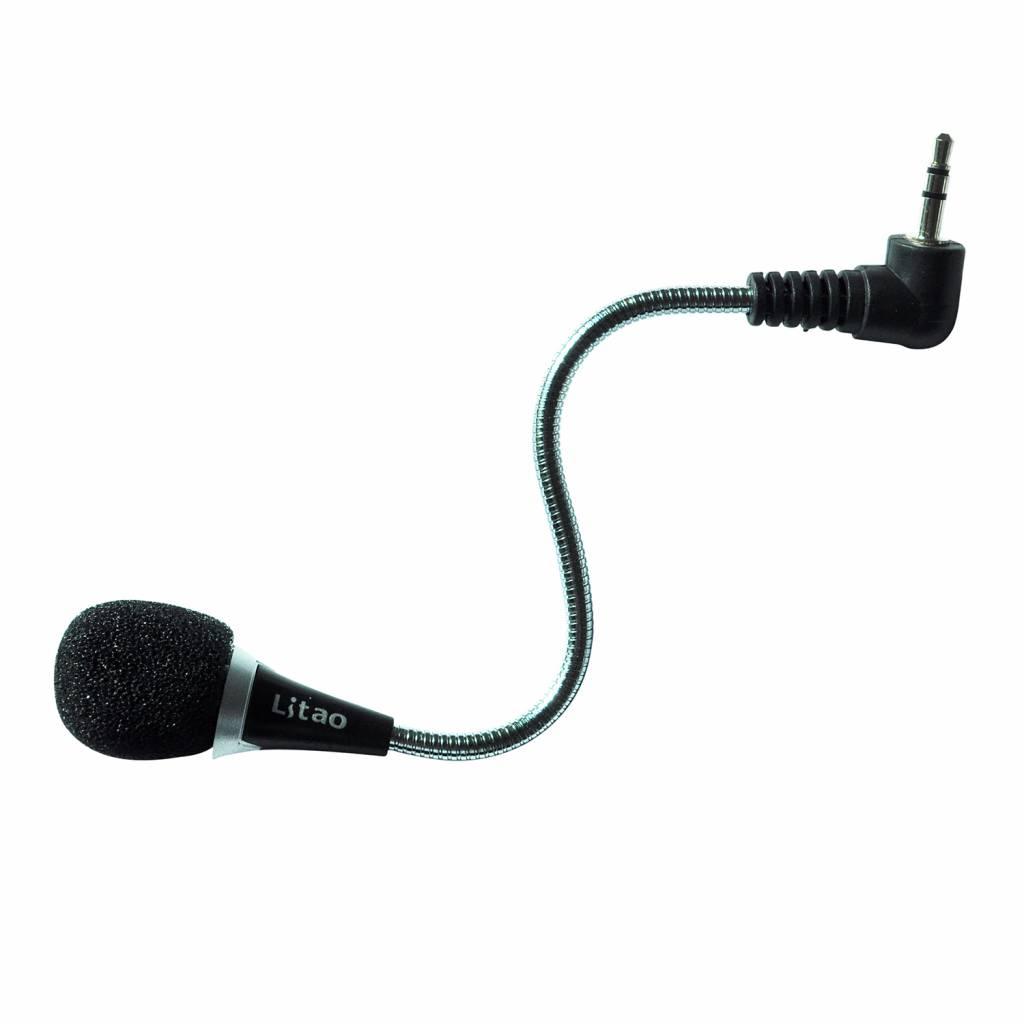 CES Mini 3.5mm Flexibele Microfoon voor PC-Laptop-Skype