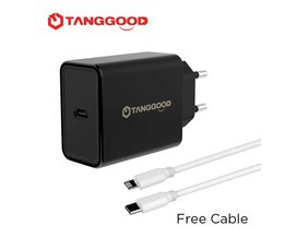 TANGGOOD USB Type C Lader 25 W PD 3.0 snelle Lader voor iPhone X 8 Plus Galaxy S8 Macbook Quick Charge 3.0 Muur Charger