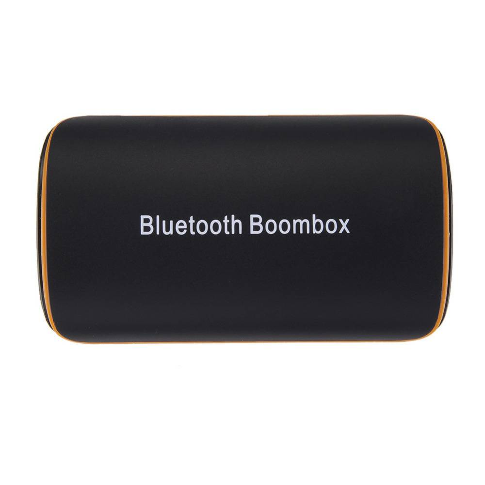 High-Fidelity Draadloze Bluetooth Reciever Boombox Hifi 3.5mm AUX Stereo Audio Home surround Muziek
