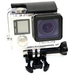 MyXL Voor GoPro 4 Waterdichte Behuizing Case voor Gopro Hero 4 3 + Hero4 Zwart GP225