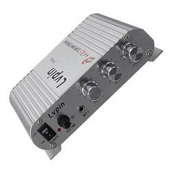 MyXL CES Voor LVPIN Hifi Audio Stereo Super Bass Versterker Amp Mp3 voor Auto Motor Boot 12 v