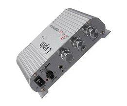 CES Voor LVPIN Hifi Audio Stereo Super Bass Versterker Amp Mp3 voor Auto Motor Boot 12 v