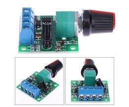 DC Max Uitgangsstroom 2A Verstelbare Voltage 1.8 V 3 V 5 V 6 V 12 V 2A Laagspanning Motor Speed Controller