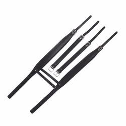 MyXL Hogere Kwaliteit Dikke Zwarte Schouderbanden 96 120 Bas Accordeon Accessoires ComfortabeleKoop