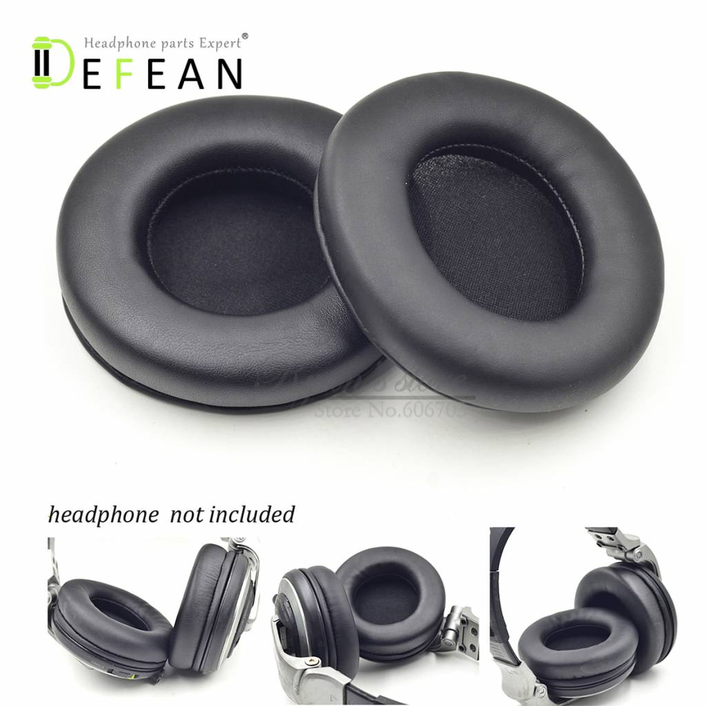 Defean Kwaliteit oorkussens kussen oordopjes cover oorbeschermer voor Pioneer HDJ1000 HDJ1500 HDJ200
