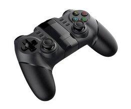 Draadloze Bluetooth + USB Bedrade 2.4G Draadloze Gamepad Gaming Controller Game pad Joystick voor PS3 Android IOS Telefoon Pad PC Smart TV <br />  NYGACN