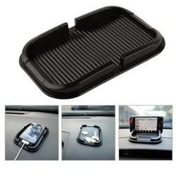 MyXL 1 st auto Anti Slip pad Mobiele Telefoon Silicagel Anti-skid Pad multifunctionele Opbergdoos Telefoon Shelf Antislip Auto-accessoires