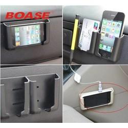MyXL Zwarte Mobiele Telefoon/GPS/Visitekaartje Auto Bracket houder Stents Ondersteuning Verstelbare Houder Mobiele Telefoon Accessoire in auto