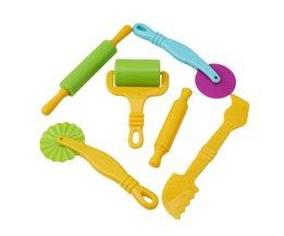 Kleur Spelen Deeg Model Tool Speelgoed Creatieve 3D Plasticine Gereedschap Playdough Set, klei Mallen Deluxe Set, leren & Onderwijs Speelgoed