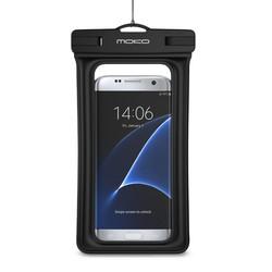 MyXL Drijvende Waterdichte Case, MoKo Universele Droge Tas Pouch met Armband Nekband voor iPhone X/8 Plus/8/7/6 S Plus, Samsung Note 8/S8