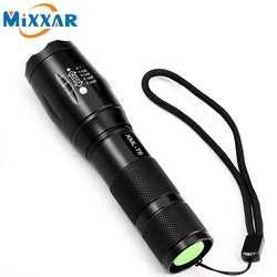 MyXL Zk20 cree xm-t6 4000lm led fiets zaklamp licht cree q5 2000lm zoomable focus torch lamp licht tactische torch lantaarn
