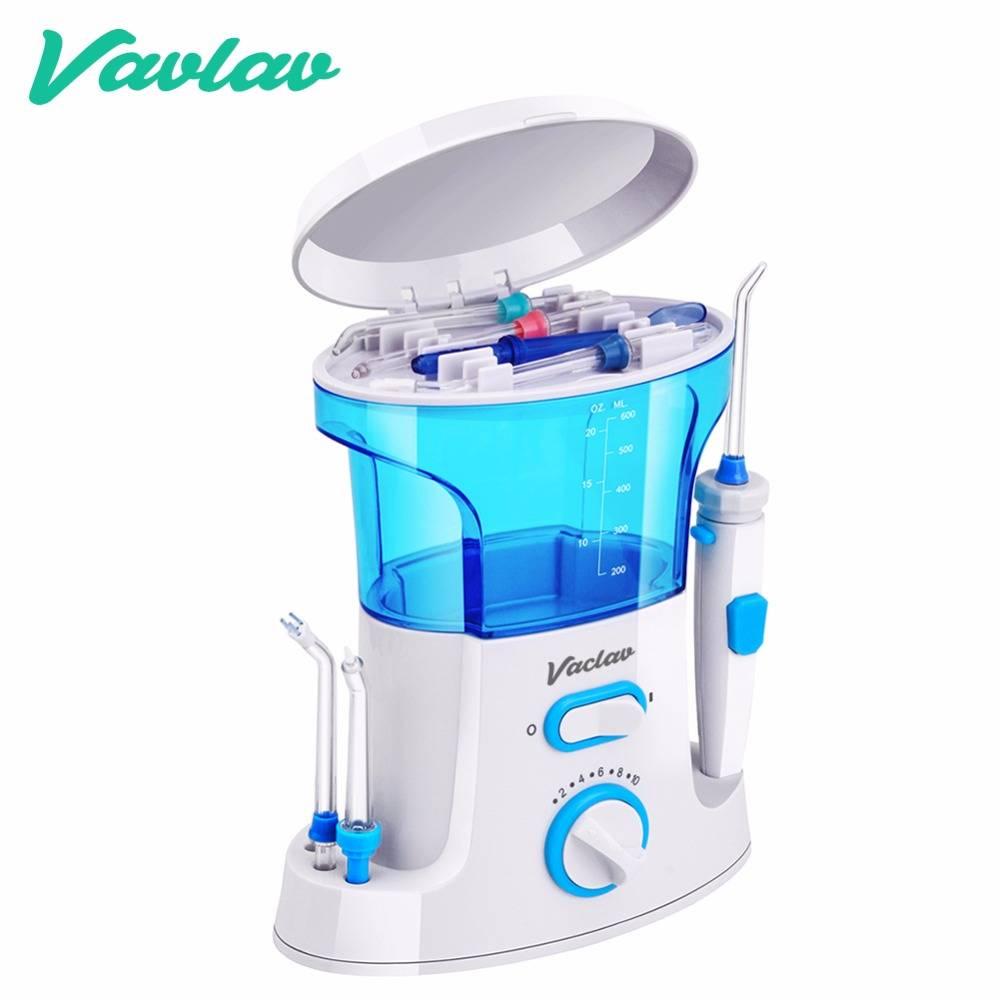 Vaclav Tandheelkundige Flosser Monddouche Water Bleken Draagbare Monddouche Dental Floss Water Floss