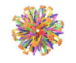 Uitbreidbaar Bal Gekleurde Bal Uitbreiding Ball Multi Coloured Flexibele Bal Speelgoed